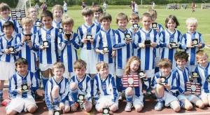 Sportsmanship winners
