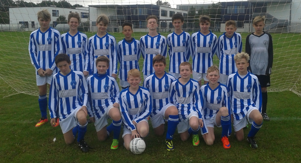 Horsham Sparrows U14 Boys team 2015
