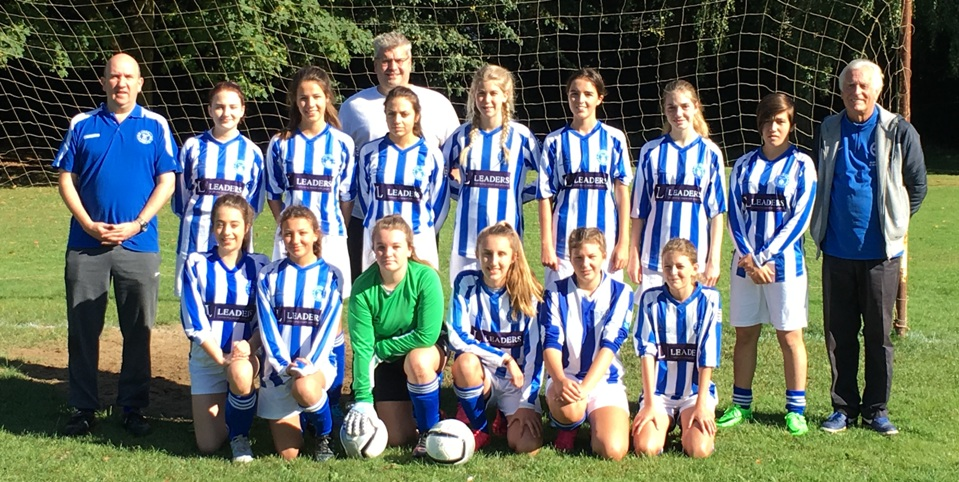 horsham-sparrows-u15-girls-team-2016-17-season
