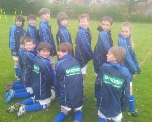 Sparrows Under 10s 2012-13 season