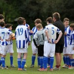 Sparrows Under 13s - Last game of 2012-13 season