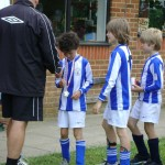 Summer Tournament as Under 8s - 2010