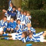 Under 10s squad