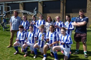 League Challenge cup winners 2012-13