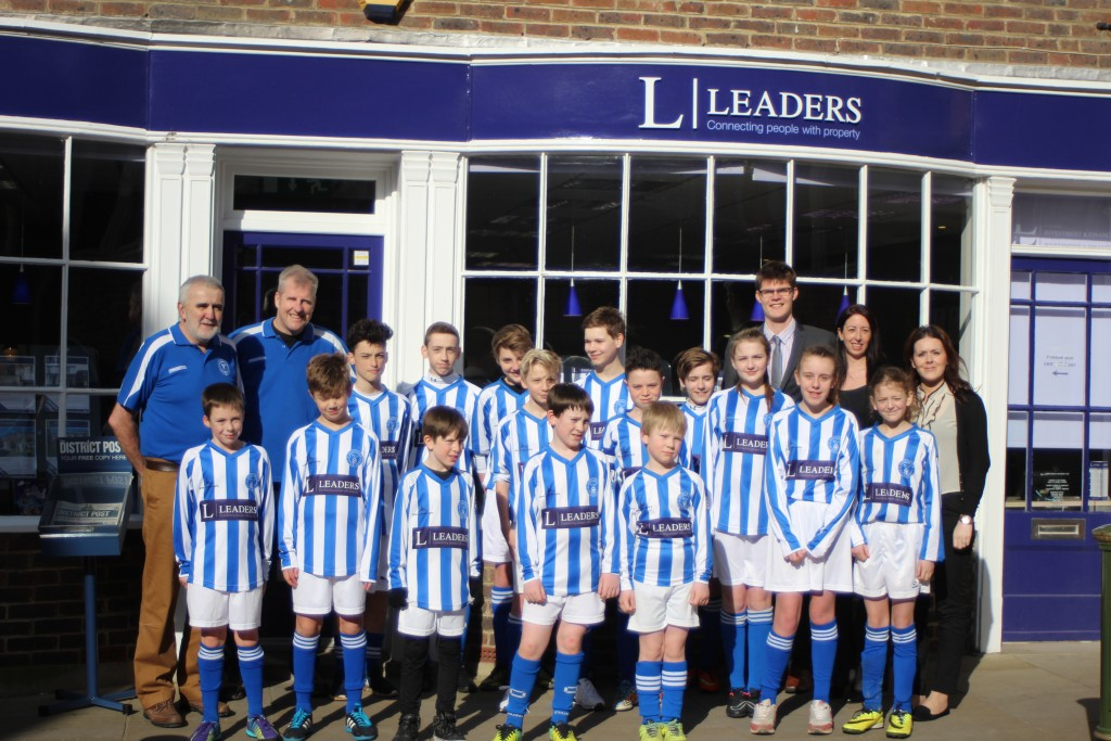 Horsham Sparrows - Leaders shirt photo