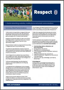 FA Reporting Guidance