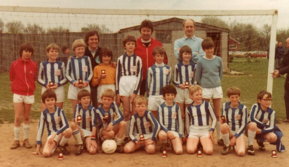Cup final day 26-4-1980